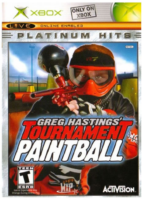 Paintball Games For Xbox 1 : Ghp games gregredhastings
